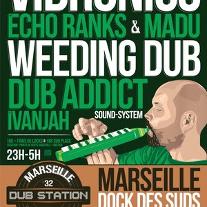 Marseille Dub Station #32