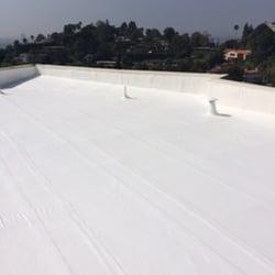 Captivating Photo Of Roof Rx   Kennesaw, GA, United States. White Solar Reflective  Elastomeric