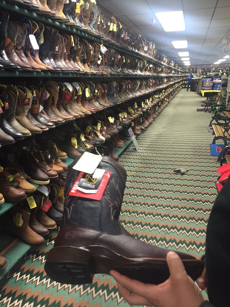 Boots Boots Everywhere Yelp