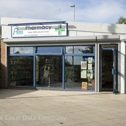 Rutland lodge pharmacy pharmacie scott hall rd leeds for Fenetre rd scott la
