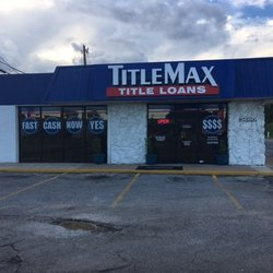 Photo Of TitleMax Title Loans   Beaumont, TX, United States. Storefront