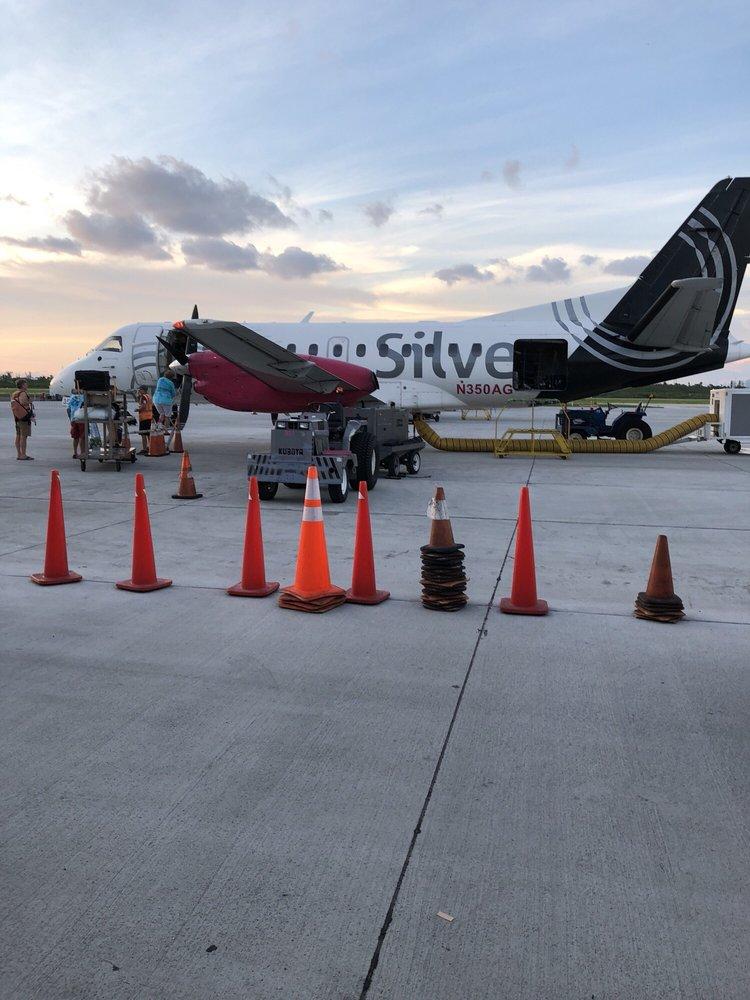Silver Airways: 4100 George J Bean Pkwy, Tampa, FL