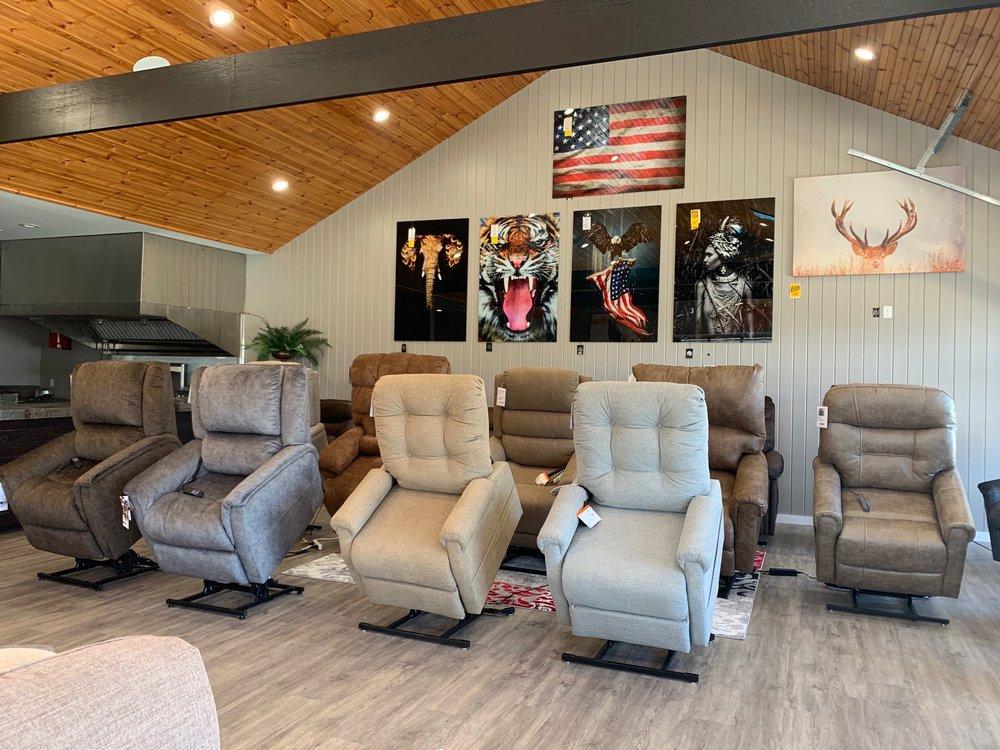 Louis Mohana Furniture: 4295 Hwy 24, Bourg, LA