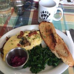 Bear Claw Cafe Taos Menu