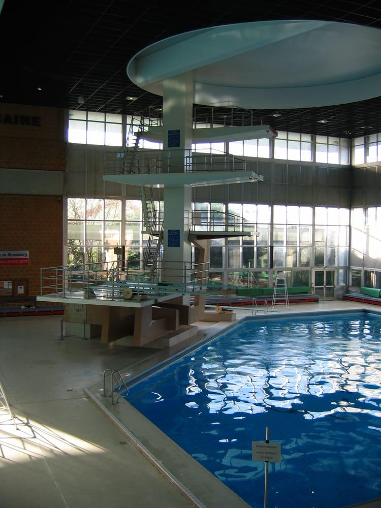 Schiltigheim 67 centre nautique de strasbourg for Adresse piscine schiltigheim