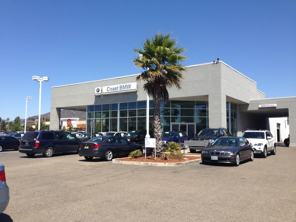 Bmw Dealership Near Me >> Coast BMW - 12 Photos - Car Dealers - San Luis Obispo, CA ...