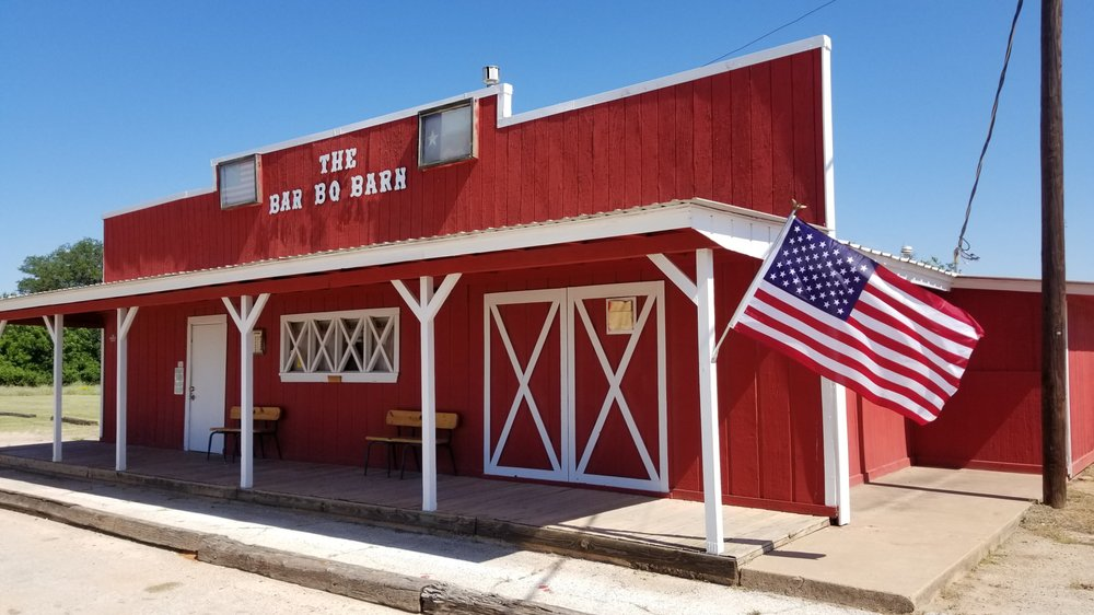 BBQ Barn: 602 Houston St, Buffalo Gap, TX