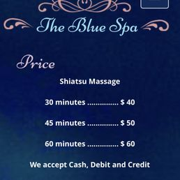 The blue spa toronto XXX