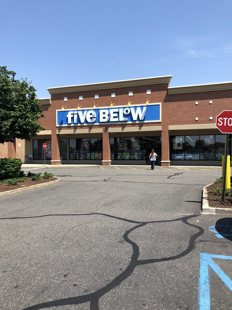 Five Below: 3567 Hempstead Tpke, Levittown, NY