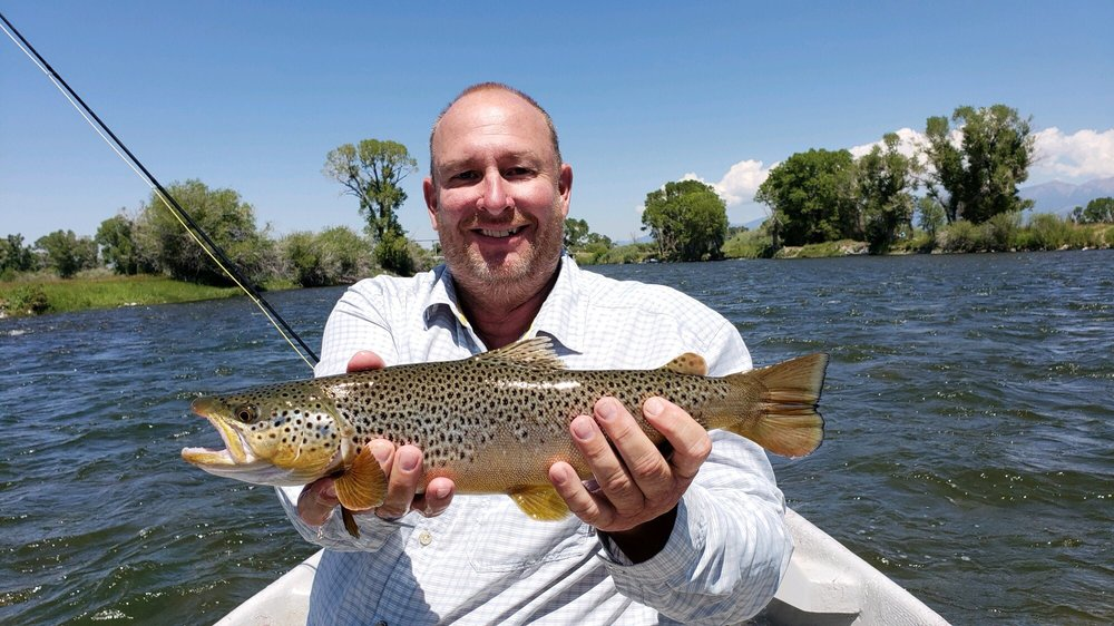 Trout Stalkers Outfitter & Fly Shop: 301 Main St, Ennis, MT