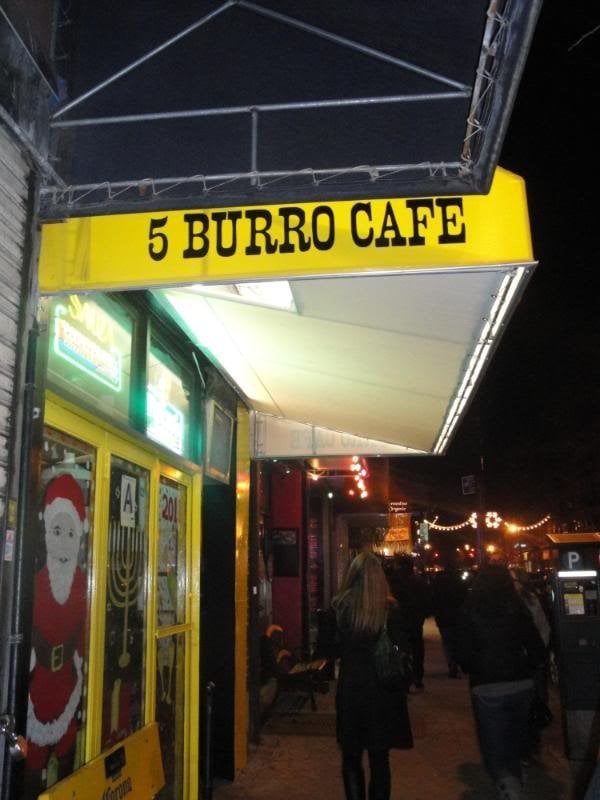 Burro Cafe Forest Hills Ny