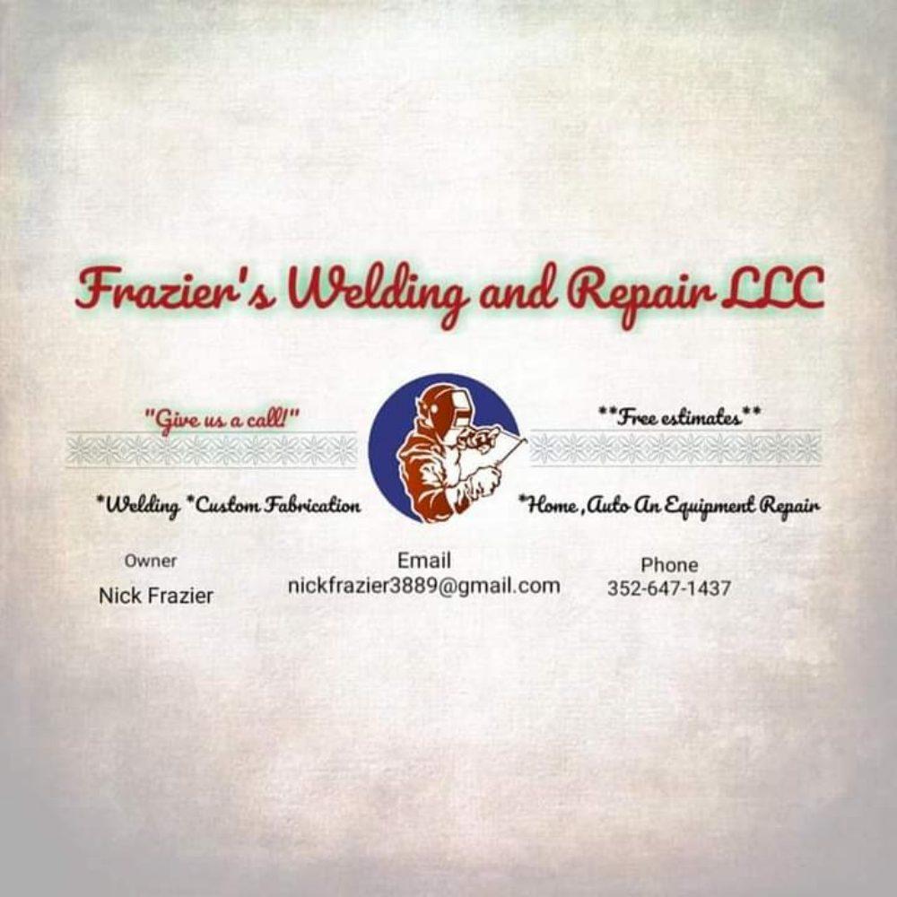 Frazier's Welding and Repair: Bronson, FL