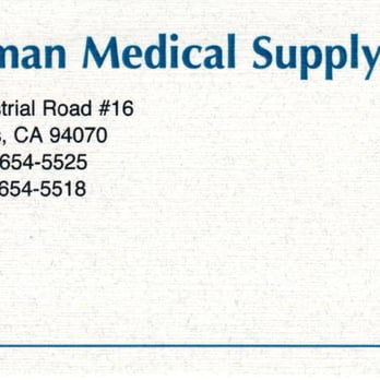 Bowman Medical Supply - 27 Reviews - Medical Supplies - 285 Old