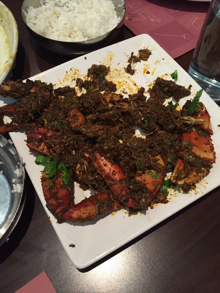 crab roast masala before yelp