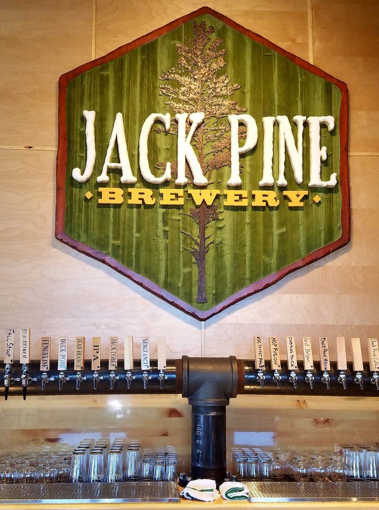 Jack Pine Brewery: 15593 Edgewood Dr, Baxter, MN