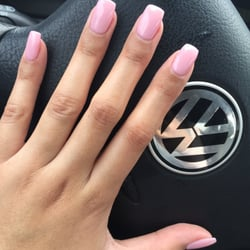 bonjour nails santa