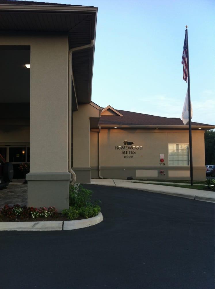 Homewood Suites by Hilton Leesburg: 115 Fort Evans Rd NE, Leesburg, VA