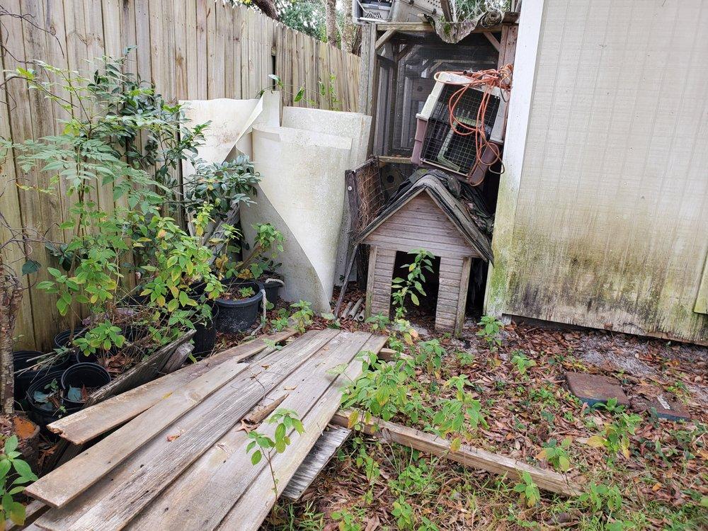 Let It Go Junk Removal: 251 West Davis St, De Leon Springs, FL