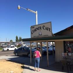 The Corner Cafe Visalia Ca