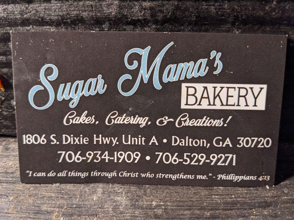 Sugar Mama's Bakery: 343 North Hamilton St, Dalton, GA