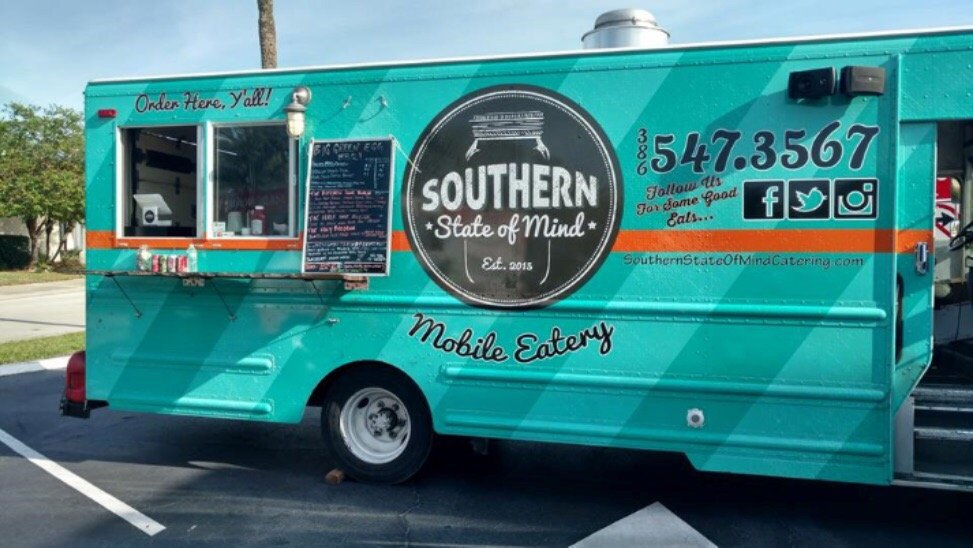 Southern State Of Mind Food Truck