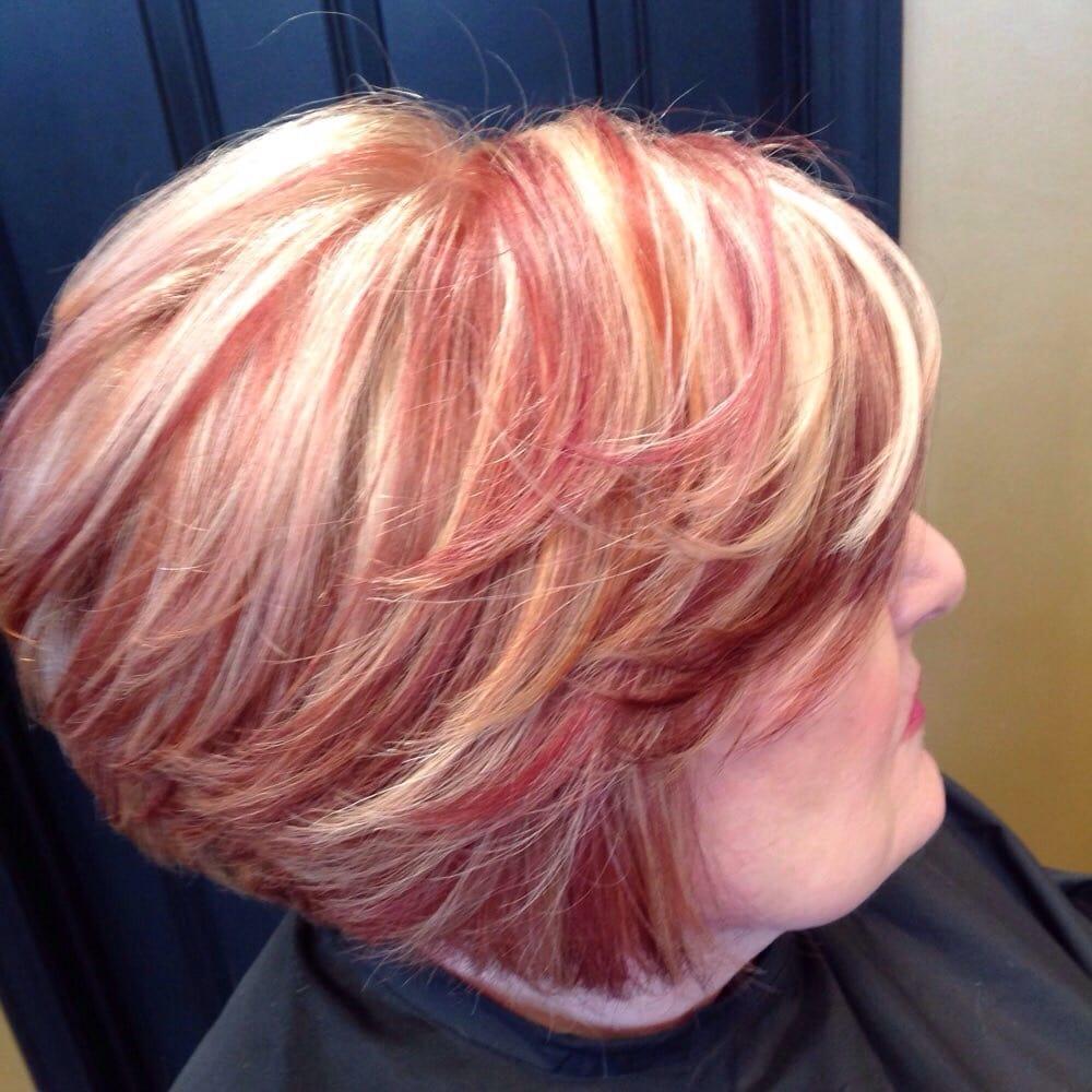 Amber Hair Design By Pauline: 20 Brockton Ave, Abington, MA