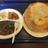 Photo Of Dalicious Indian Restaurant Naperville Il United States Chole Bhature