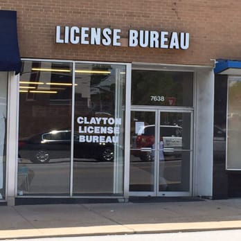 drivers license office clayton mo