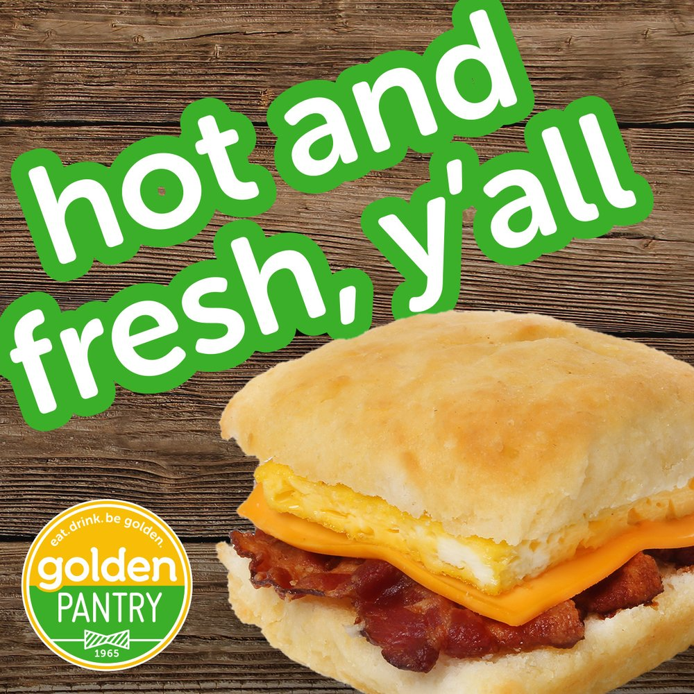 Golden Pantry: 591 W Main St, Lexington, GA