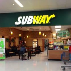 Subway Restaurants Colonial Heights Va
