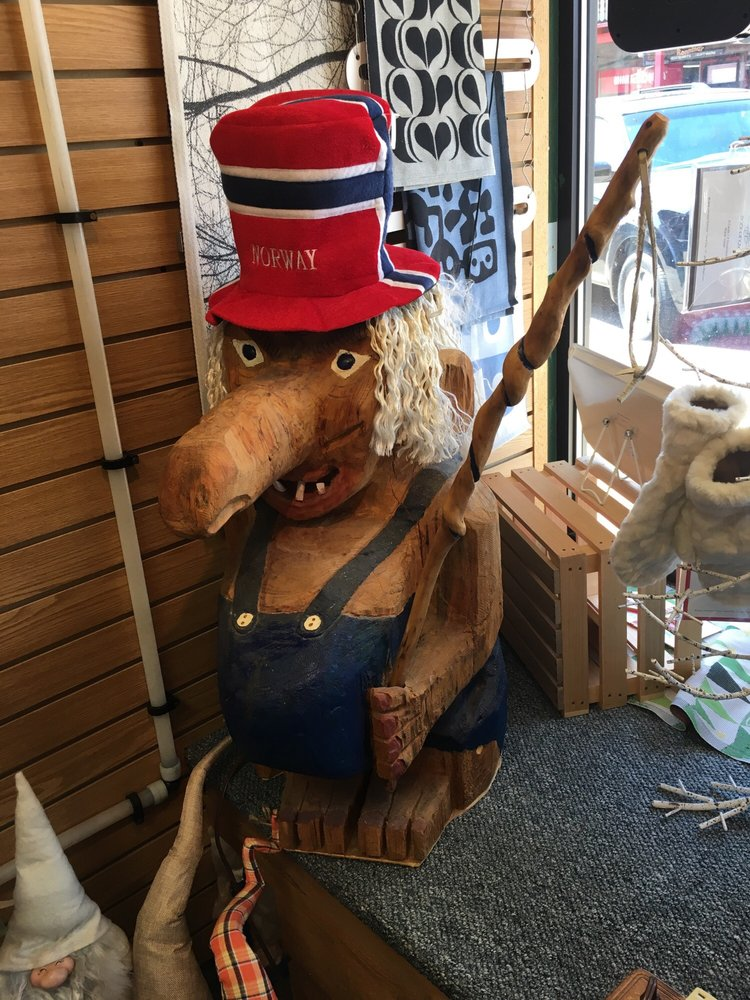 Nordic Northwoods: 10550 Main St, Hayward, WI