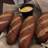 Photo Of The Waterfront Brewery Key West Fl United States Pretzel