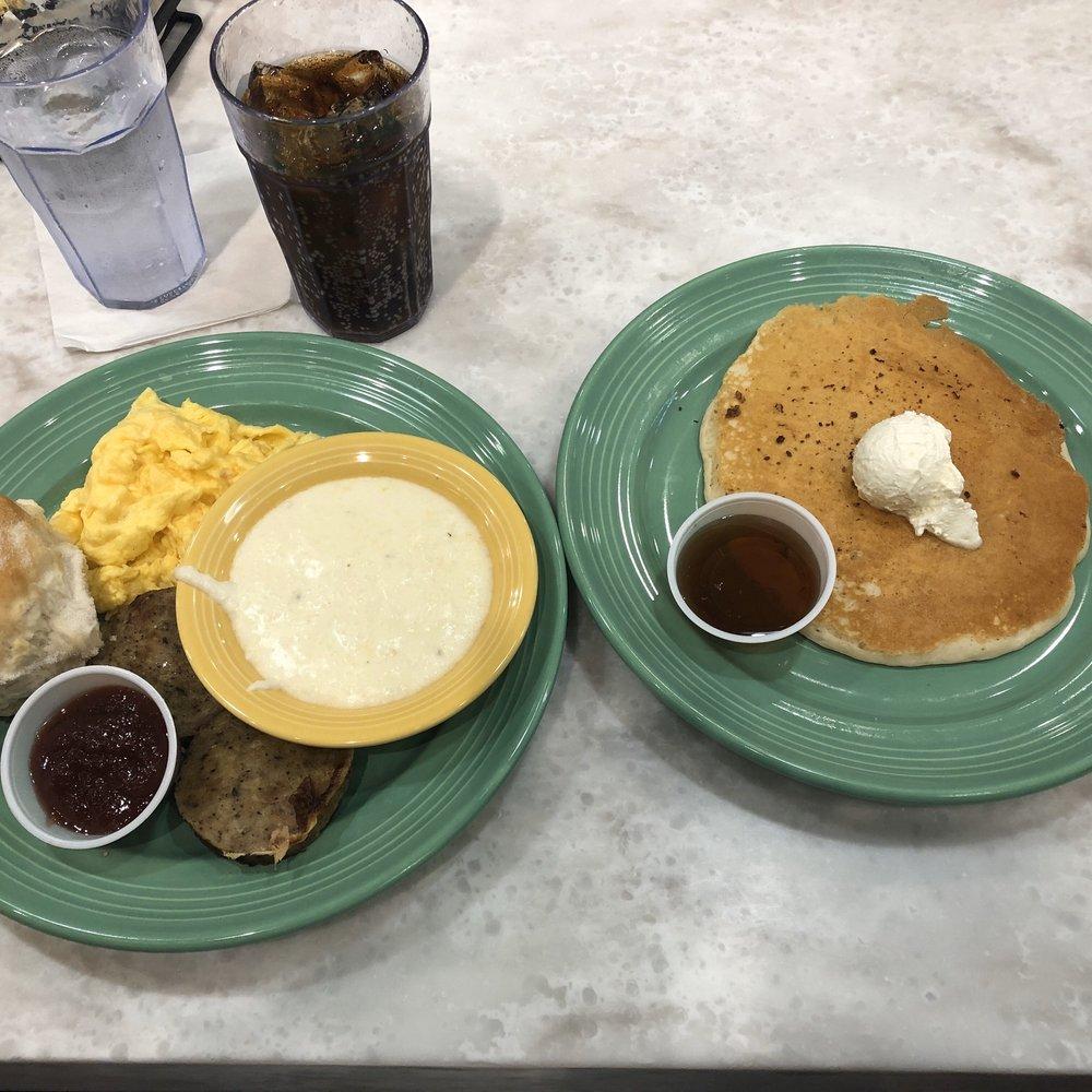 Flying Biscuit Café: 656 S Main St, Greenville, SC