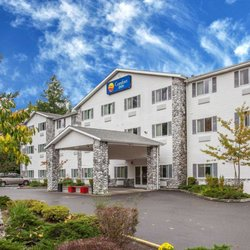 Photo Of Comfort Inn Conference Center Tumwater