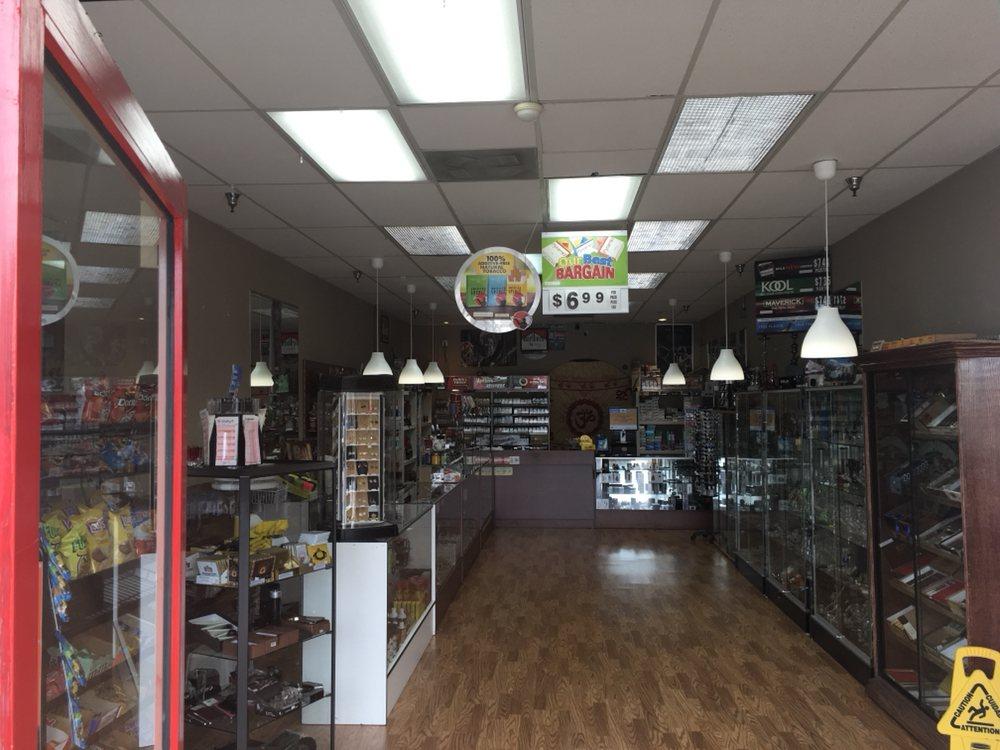 Discount Cigarettes: 1130 Fremont Blvd, Seaside, CA