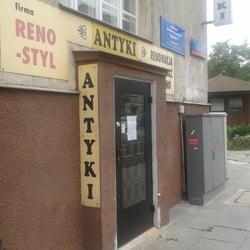 Reno Styl Marek Bochenek Furniture Stores Adama Mickiewicza 16 Oliborz Warsaw Poland Yelp