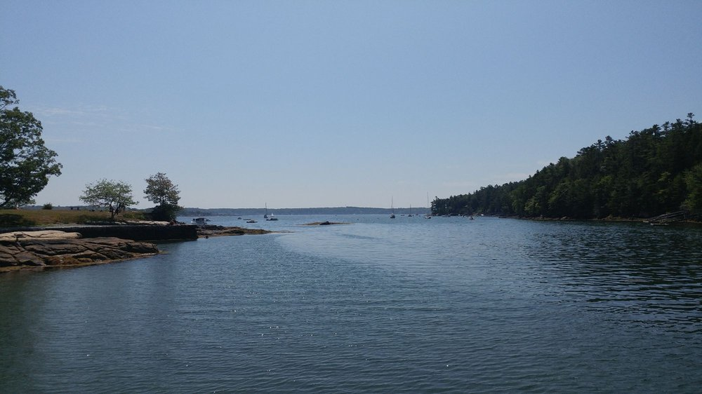 Barrett Park: Lobster Cove Rd, Boothbay Harbor, ME