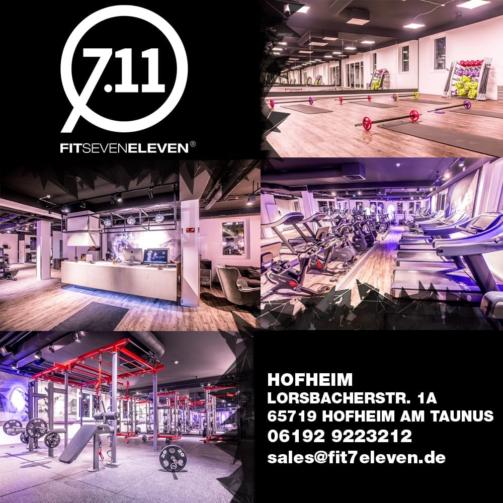 fitseveneleven hofheim 12 recensioner gym lorsbacherstr 1 a hofheim am taunus hessen. Black Bedroom Furniture Sets. Home Design Ideas