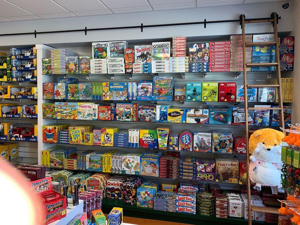 San Marino Toy & Book Shoppe: 2476 Huntington Dr, San Marino, CA