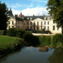 Château d'Ermenonville - Hotels - Rue René Girardin, Ermenon
