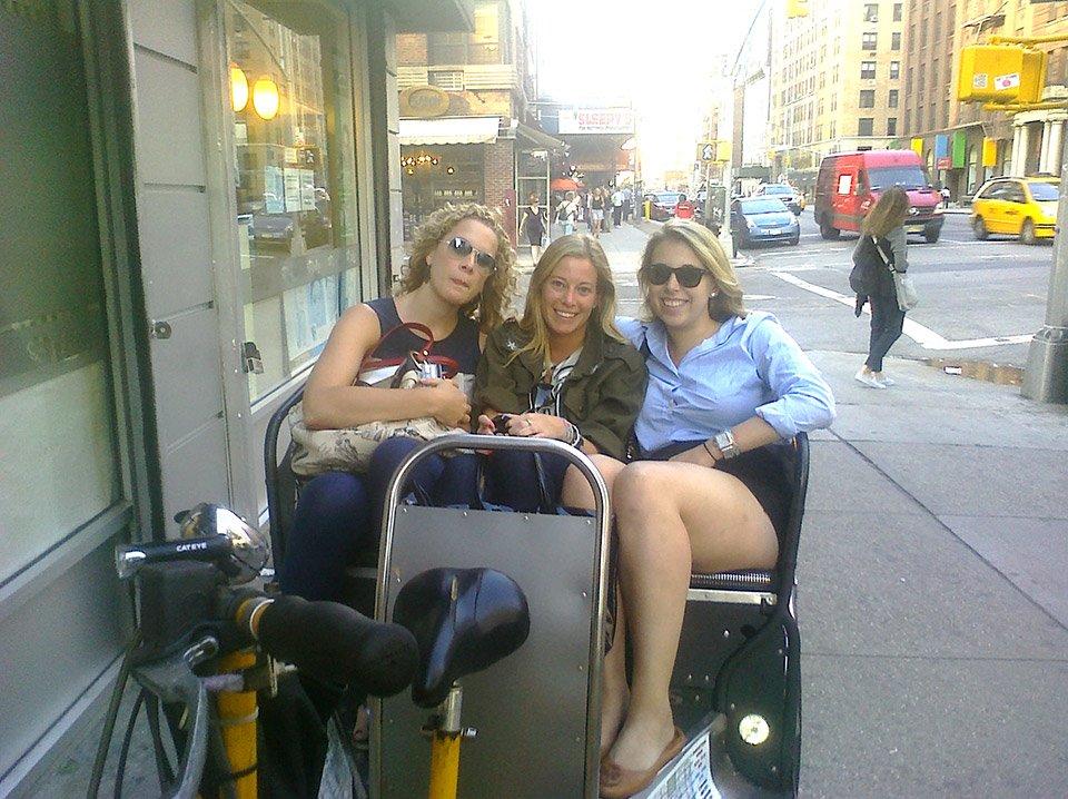 Revolution Rickshaws: New York, NY