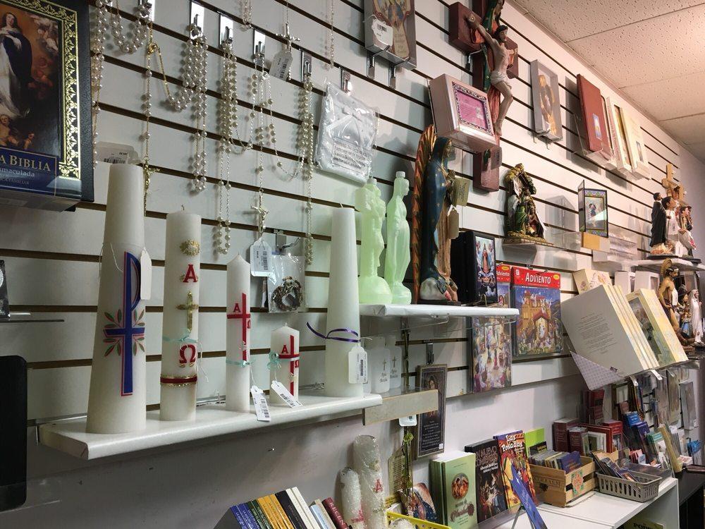 FC Ziegler Co- Catholic Art & Gift Store: 1005 E Douglas Ave, Wichita, KS
