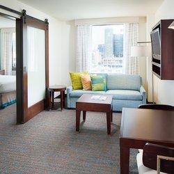 Residence inn san diego downtown gaslamp quarter 122 - San diego 2 bedroom suite hotels ...