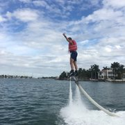 Photo Of Miami Beach Flyboard Jet Ski Al Fl United States