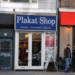 plakat shop