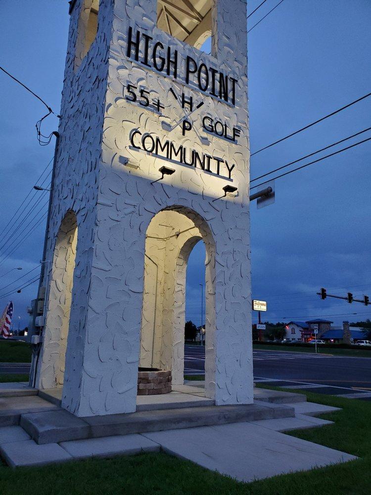 High Point: 8008 Baltic St, Brooksville, FL