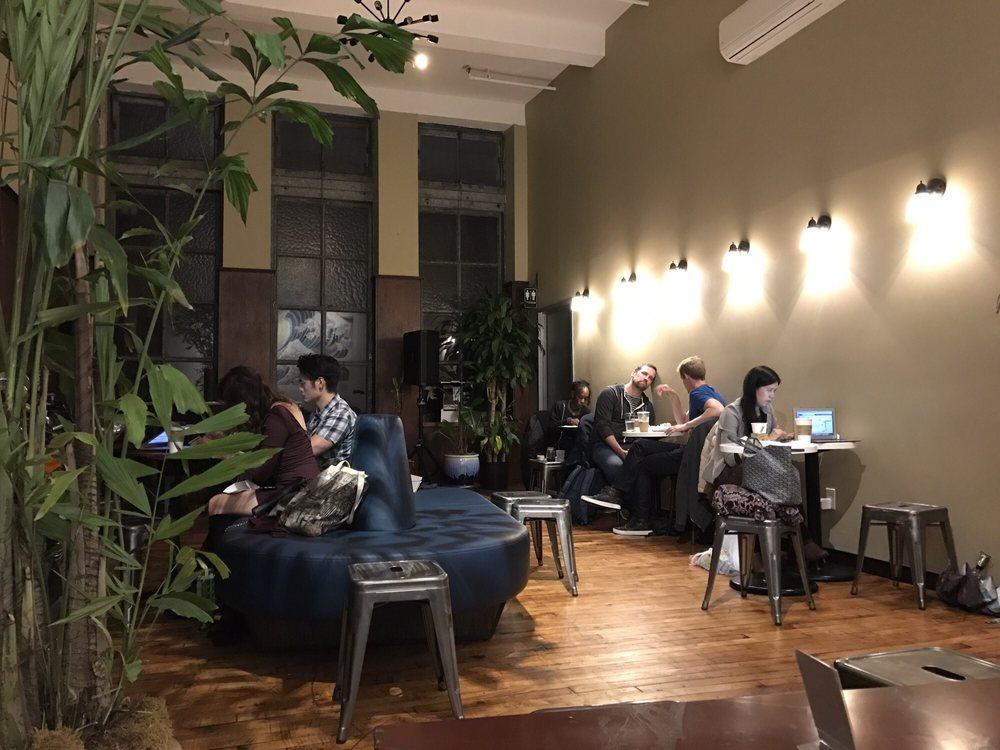 luna coffee shop nyc