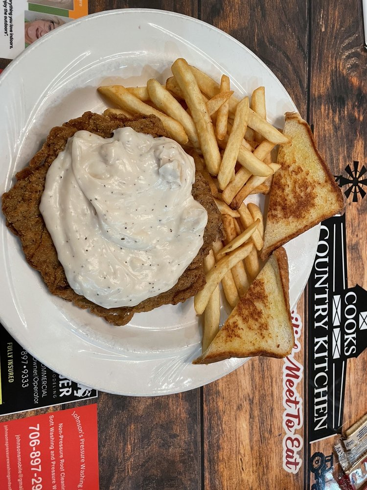 Cook's Country Kitchen: 105 Pat Haralson Mmrl Dr, Blairsville, GA