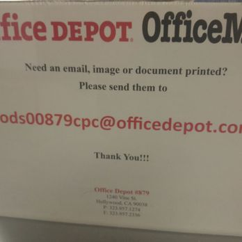 d8372e9fc76 Office Depot - 41 Photos   85 Reviews - Office Equipment - 1240 Vine ...