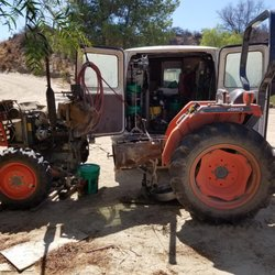 kubota tractor transmission repair